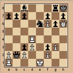 chess-puzzle 12 intermediate p. 7 #6 mate in 2