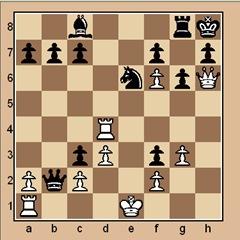 chess-puzzle 12 intermediate p. 7 #6 mate in 2