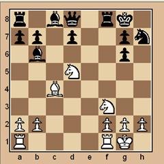 chess-puzzle 15 intermediate p.8 #4 mate in 2