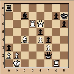 chess-puzzle 21 I p. 9-2 mate in 2