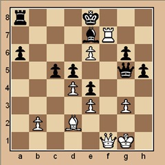 chess-puzzle 22 A p. 12-6 mate in 3