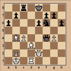 chess-puzzle 25 A p.11 #6 mate in 2