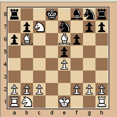 chess-puzzle 6 intermediate p.8 #5 mate in 2