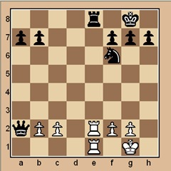chess-puzzle 8 beginner p.15 #6 mate in 2