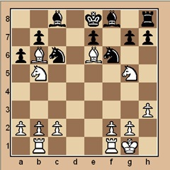 chess-puzzle 9  intermediate p. 8 #2 mate in 2