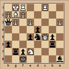 chess-strategy-puzzle #53 A p. 15-6 mate in 3