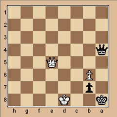 chess-endgame-puzzle #57 p.177